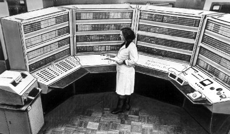 История создания компьютеров в картинках - Интересные ...